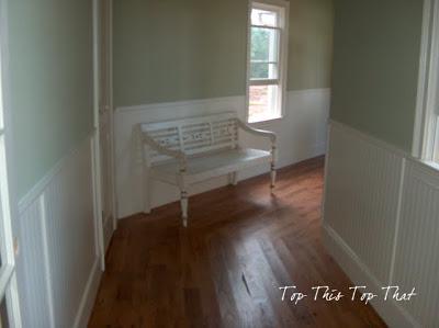 Home Series- Breezeway/Mud Room