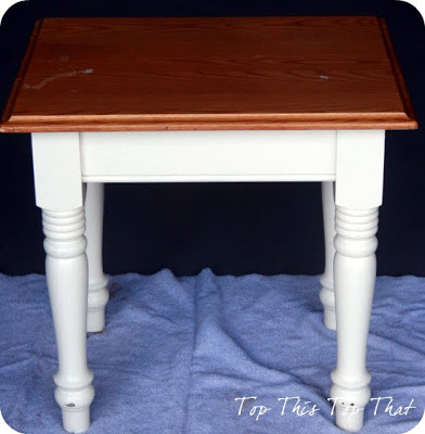 The table that almost was'nt meant to be