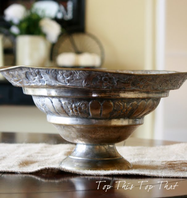 True Story – How Two Silver Bowls Became One