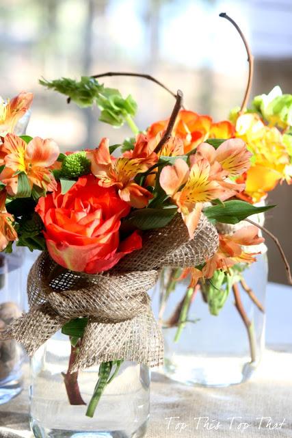 Flower arrangement ideas for your holiday table duke