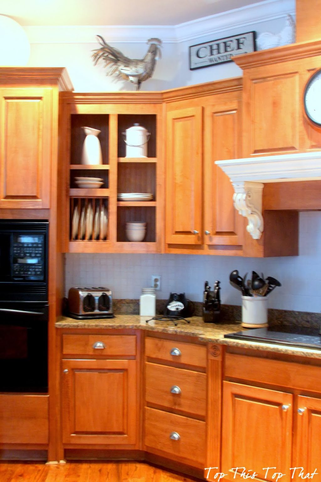 Project kitchen cabinets update duke manor farm for Kitchen cabinets upgrade