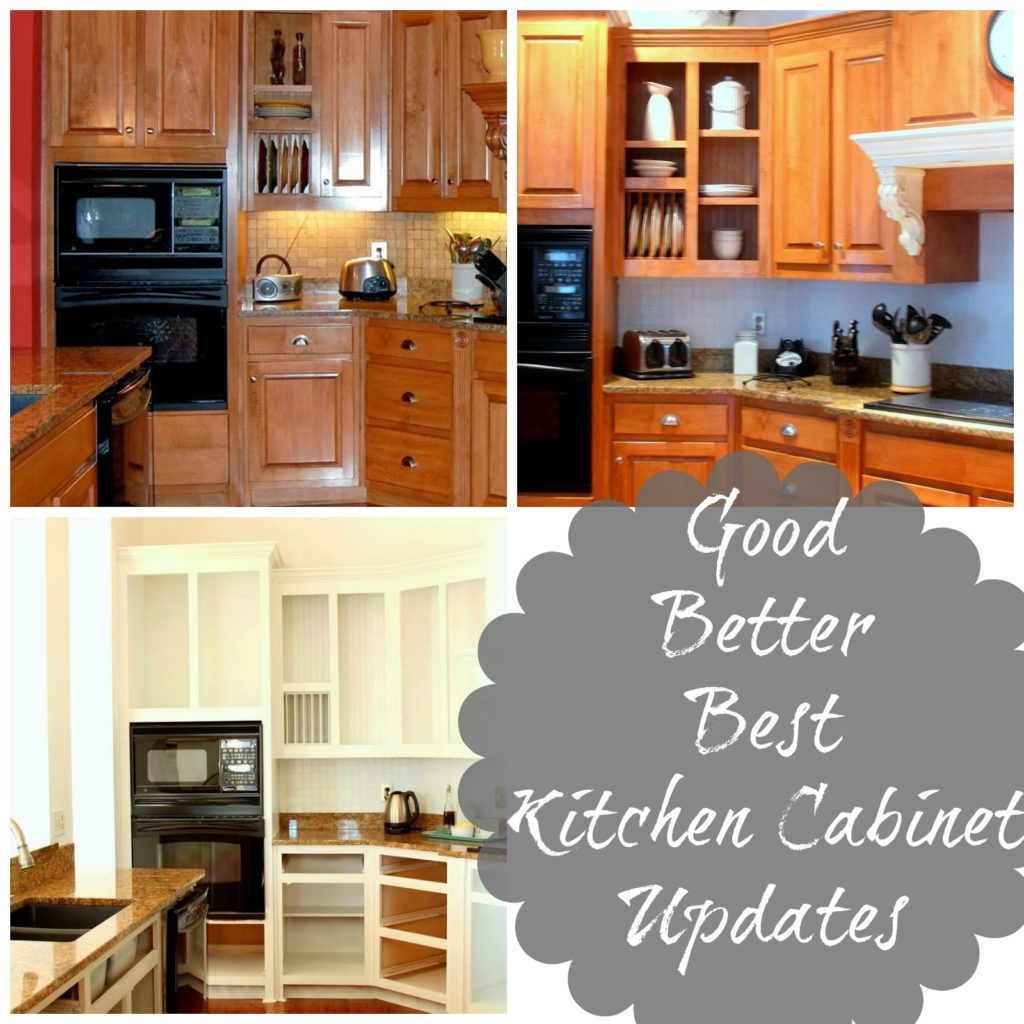 Project Kitchen Cabinets Update