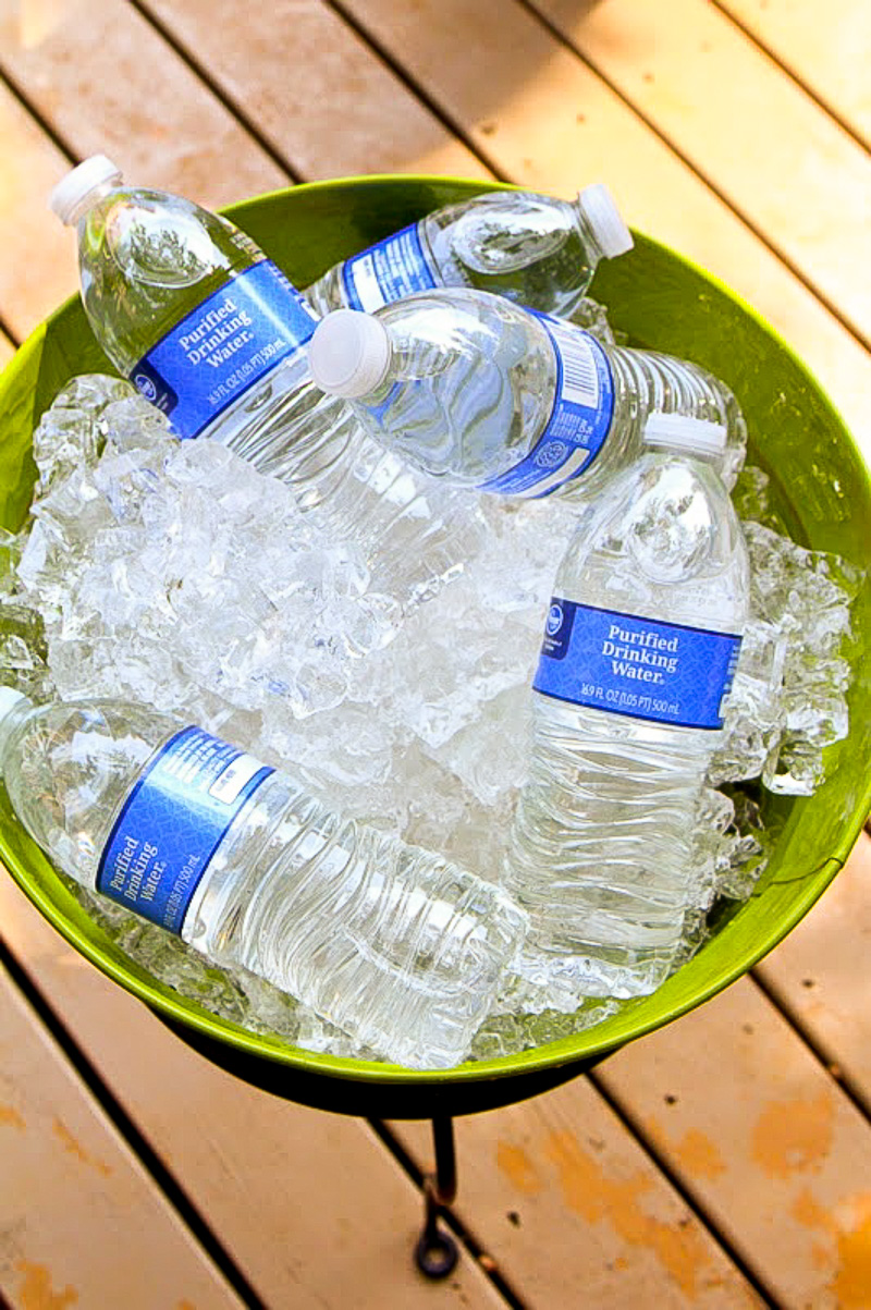 Diy Summer Ice Bucket Duke Manor Farm