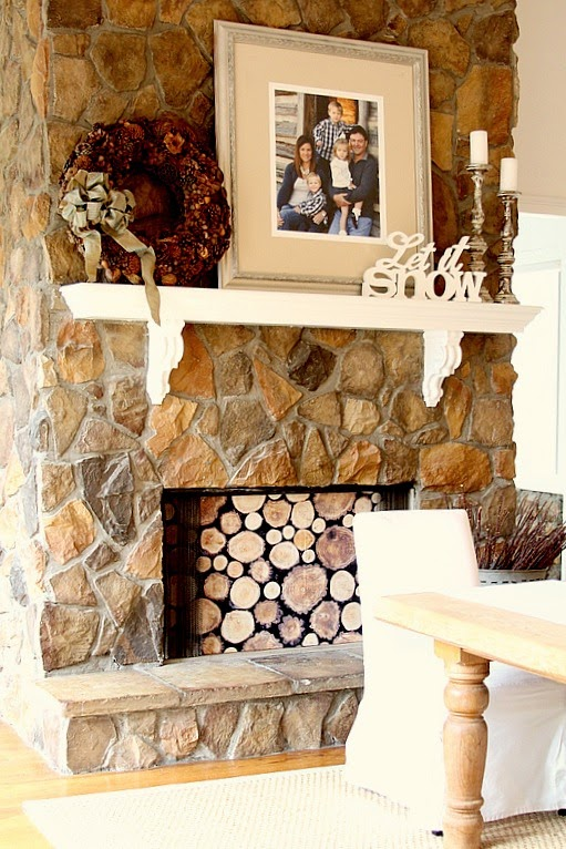 fireplacescreen fireplace wood screen my manor diy faux farm duke