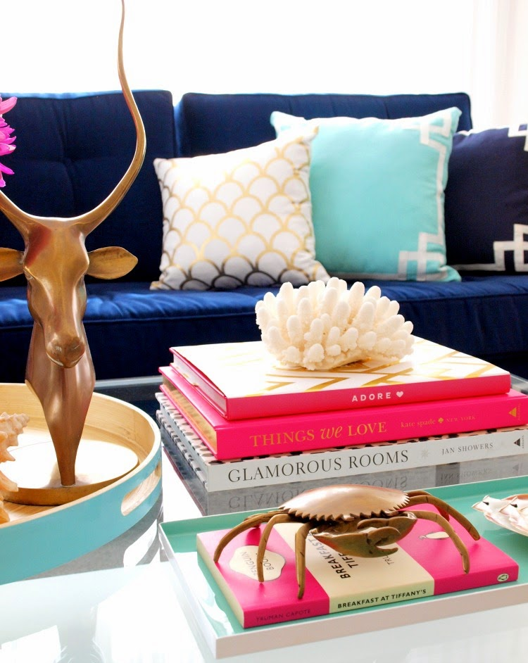 How to use pink in your decor for Decor you adore facebook