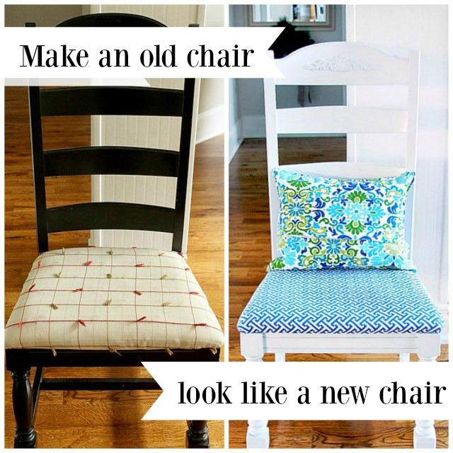 23556e5f28f1 Simple Steps to Make an old chair look new again