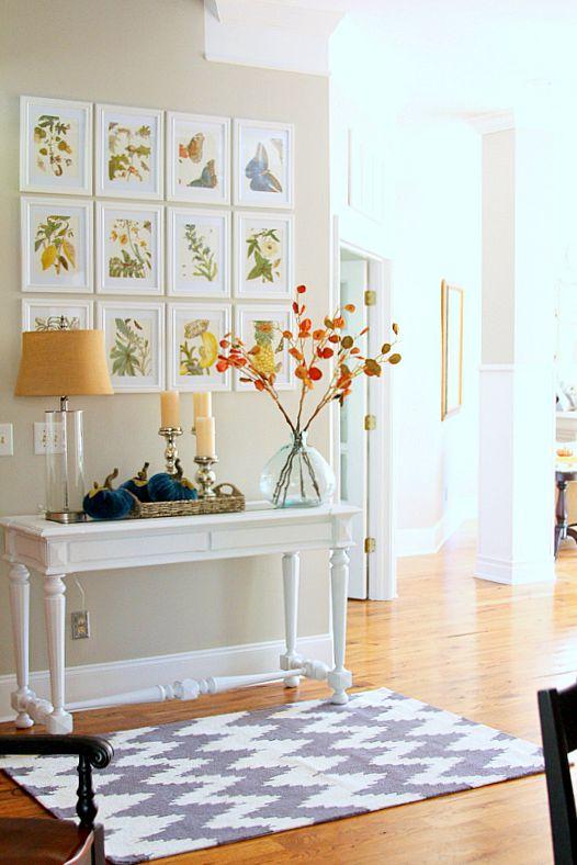 Easy Gallery Wall Ideas