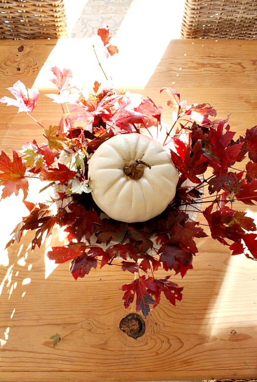 8 DIY Craft Ideas Using Fall Leaves