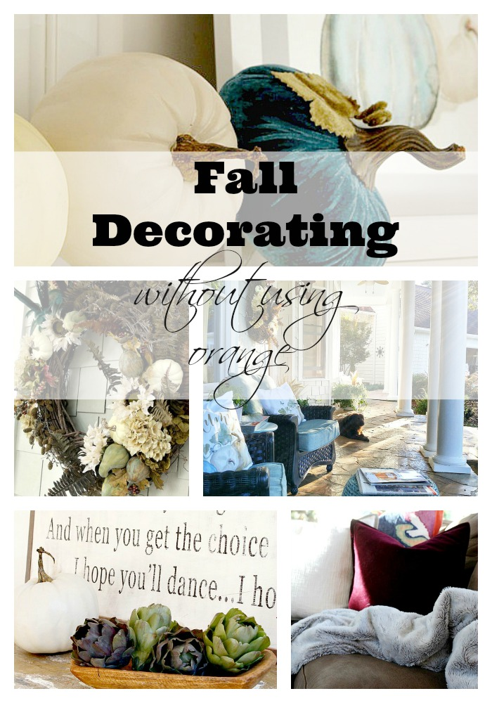 6 ideas to decorate for Fall without using orange - Duke ...