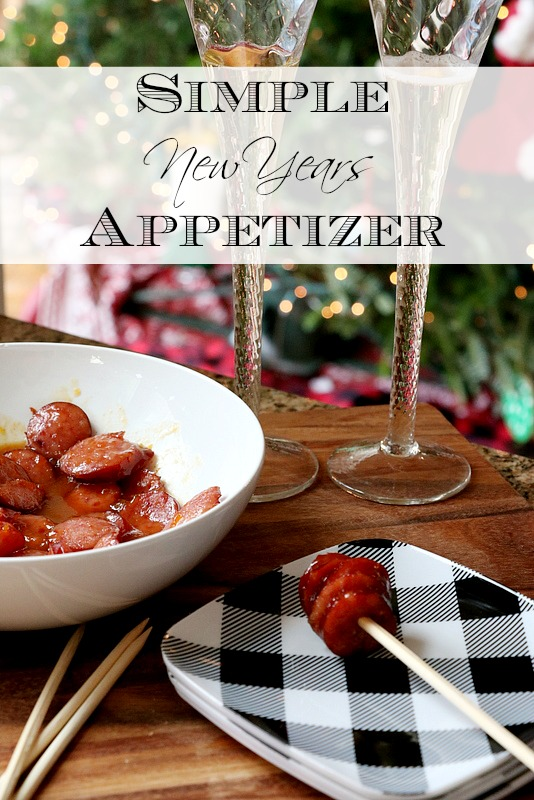 new years appetizer