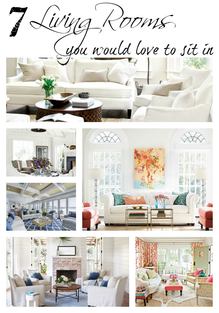 living rooms you would just love to sit in