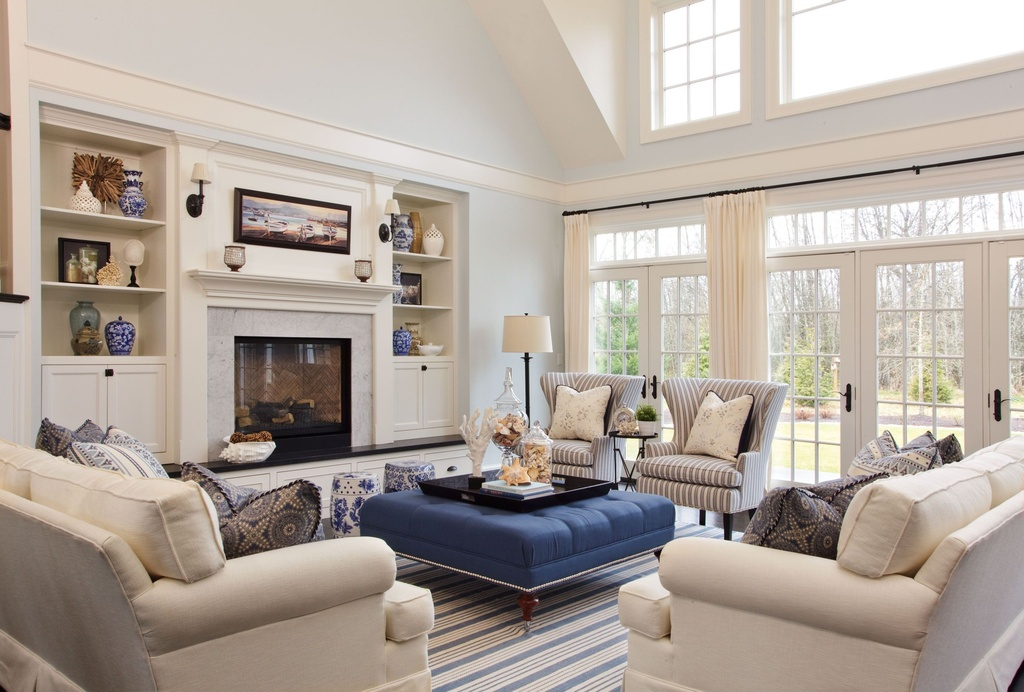 traditional living room with cathedral ceiling french doors and sunroom ig IS nutttapyovvh zqKZp traditional living room with cathedral ceiling french doors and