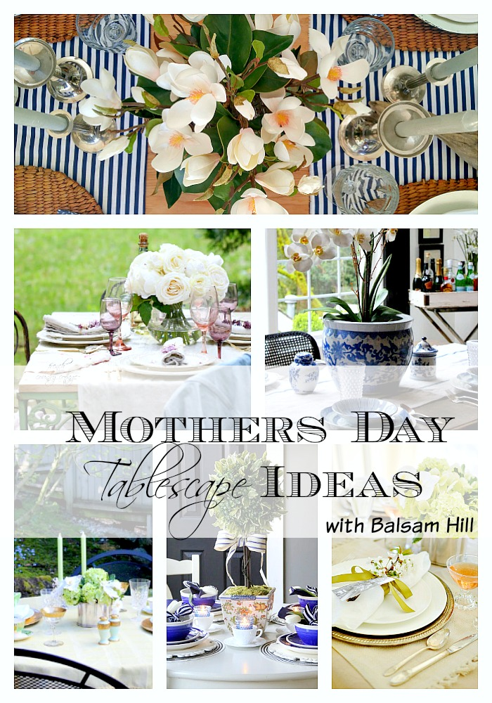 6 mothers day brunch table ideas with balsam hill