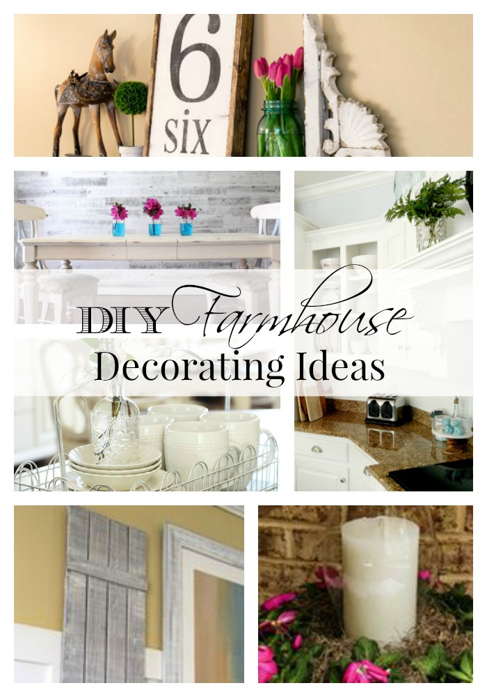 Elements of Farmhouse Style Decorating