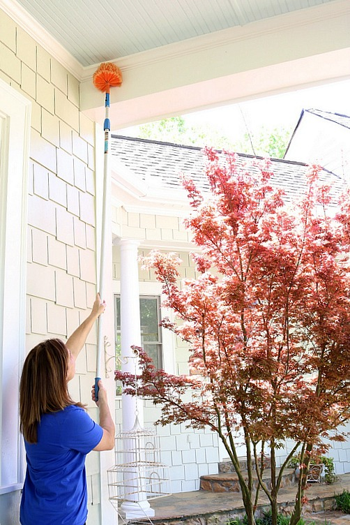 Spring Cleaning Tips For Porch and Patios