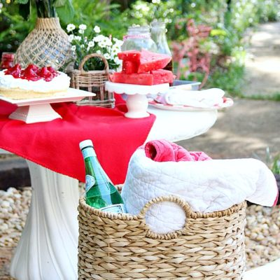 The essentials for planning the perfect picnic