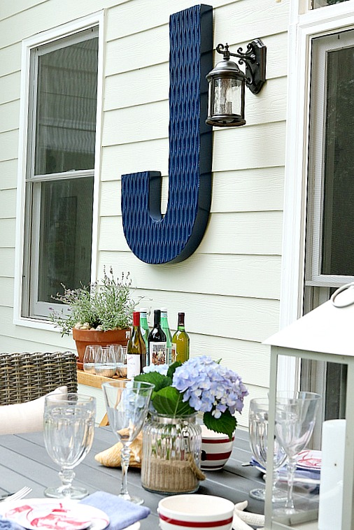 Quick And Easy Backyard Ideas : Quick and Easy Outdoor Decor Ideas  Duke Manor Farm