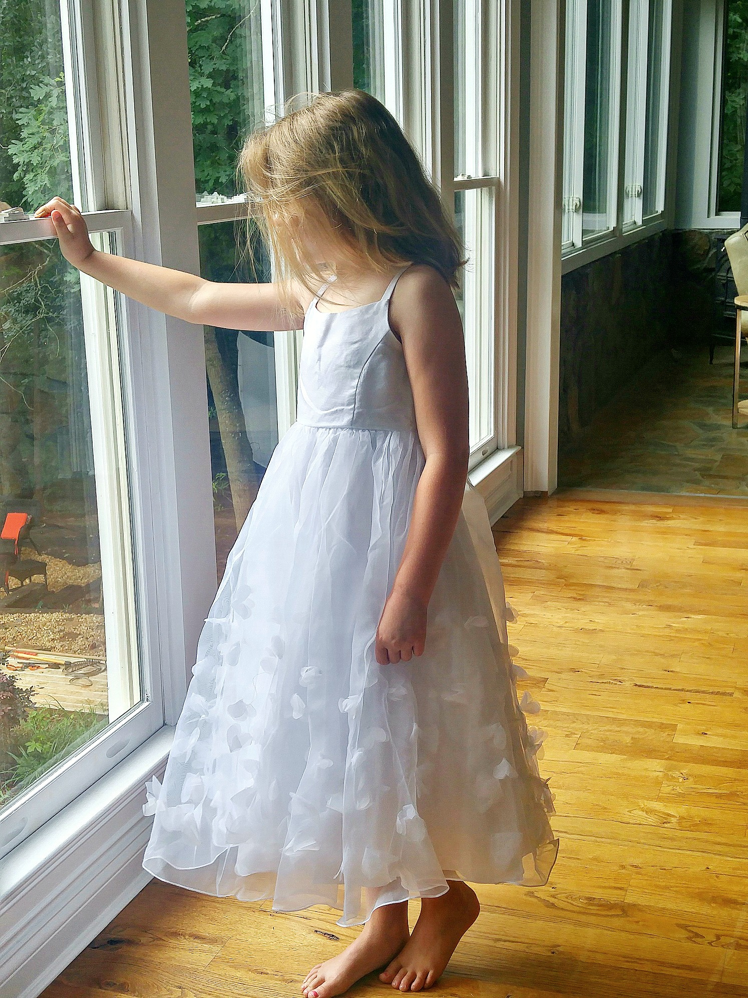 Dressing a family for a summer wedding