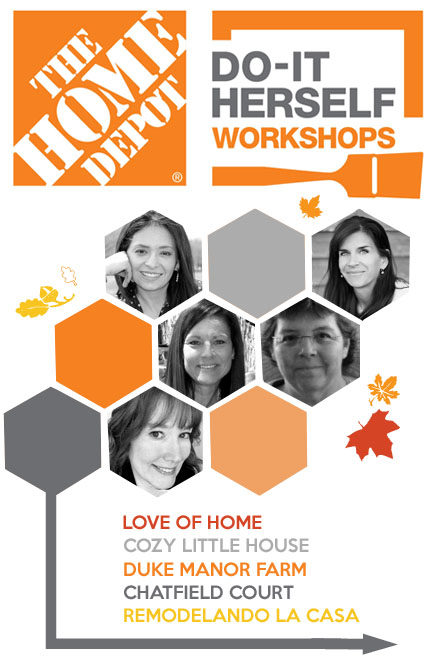 The Home Depot Do It Herself Workshop Virtual Party Duke Manor Farm
