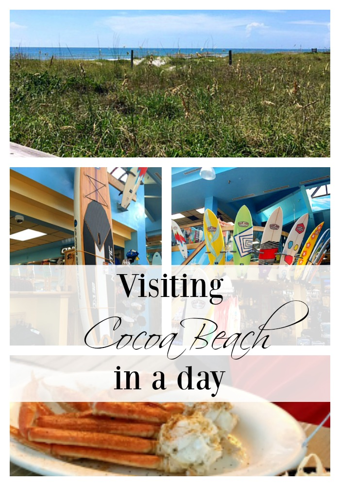 How To Visit Cocoa Beach For The Day