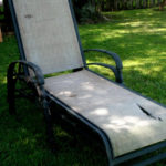 recover your old chaise loungers
