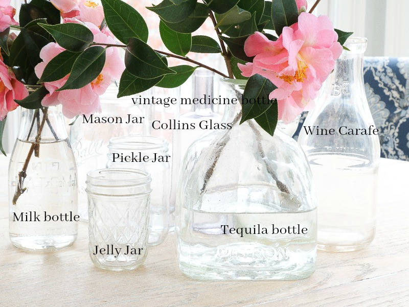 How to make glass go the extra mile with your flower arrangements