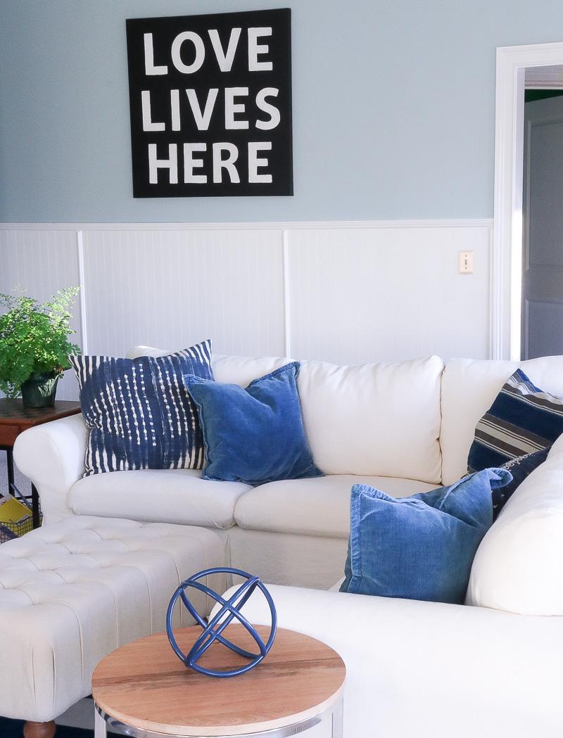 The sofa every active family should own - Duke Manor Farm