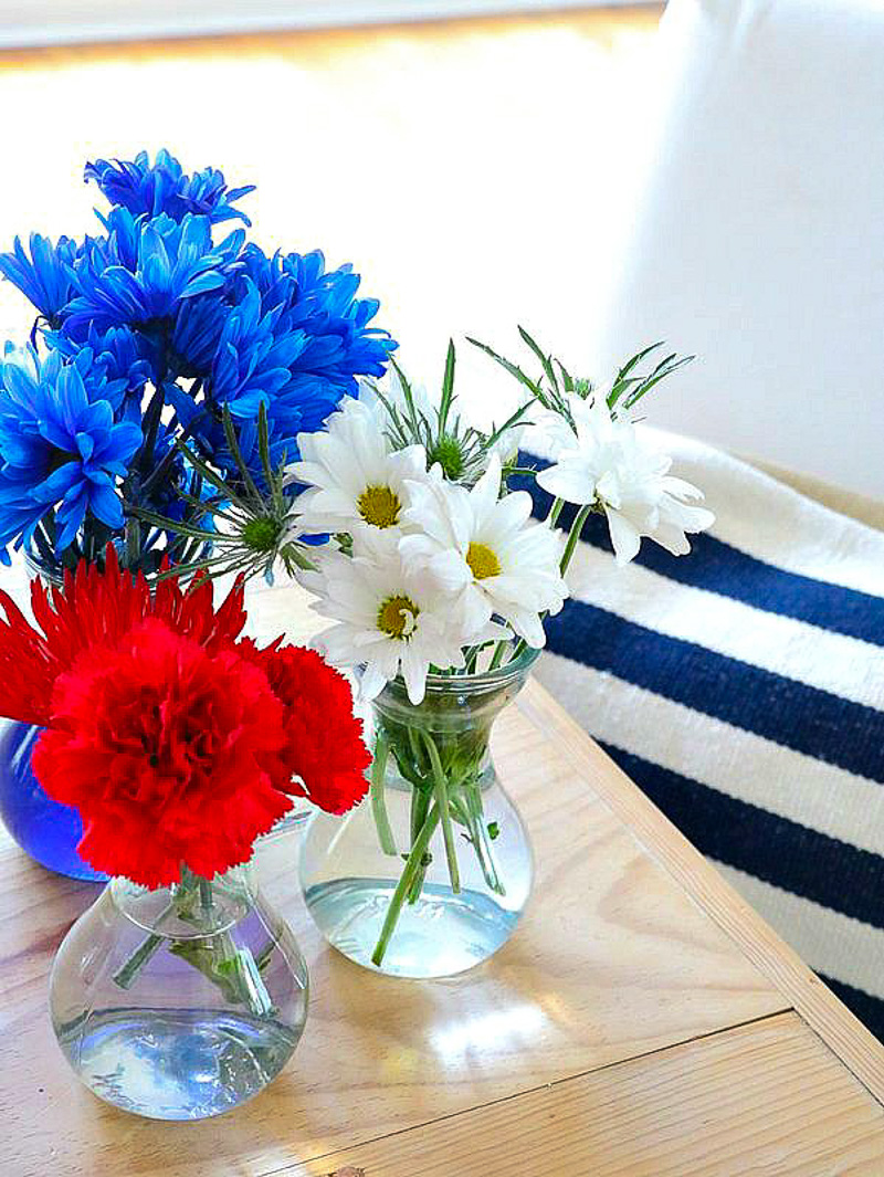 5 Easy decor ideas to help celebrate the 4th of July