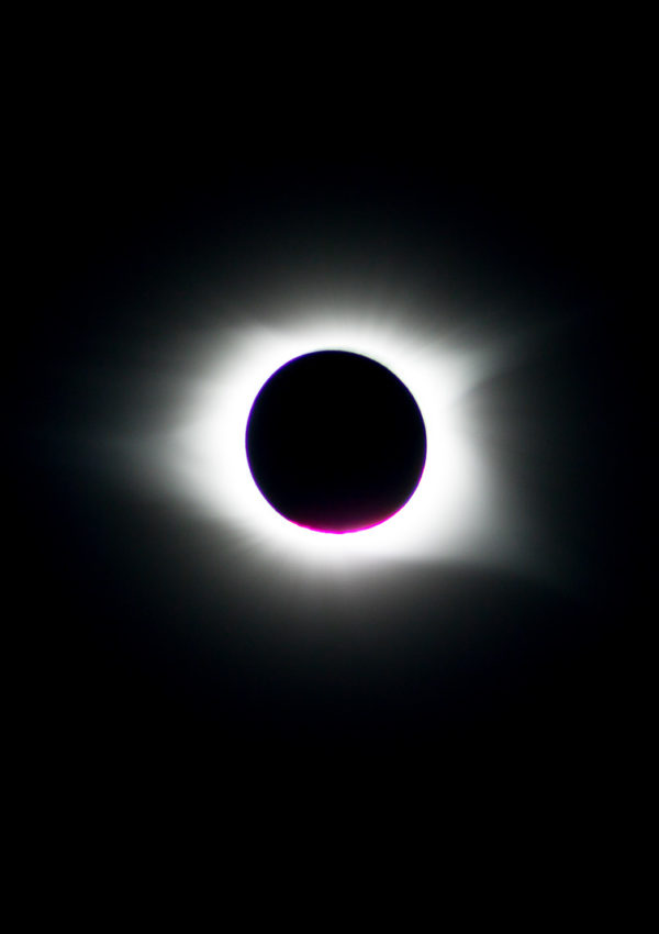 My 2017 Total Solar Eclipse Experience