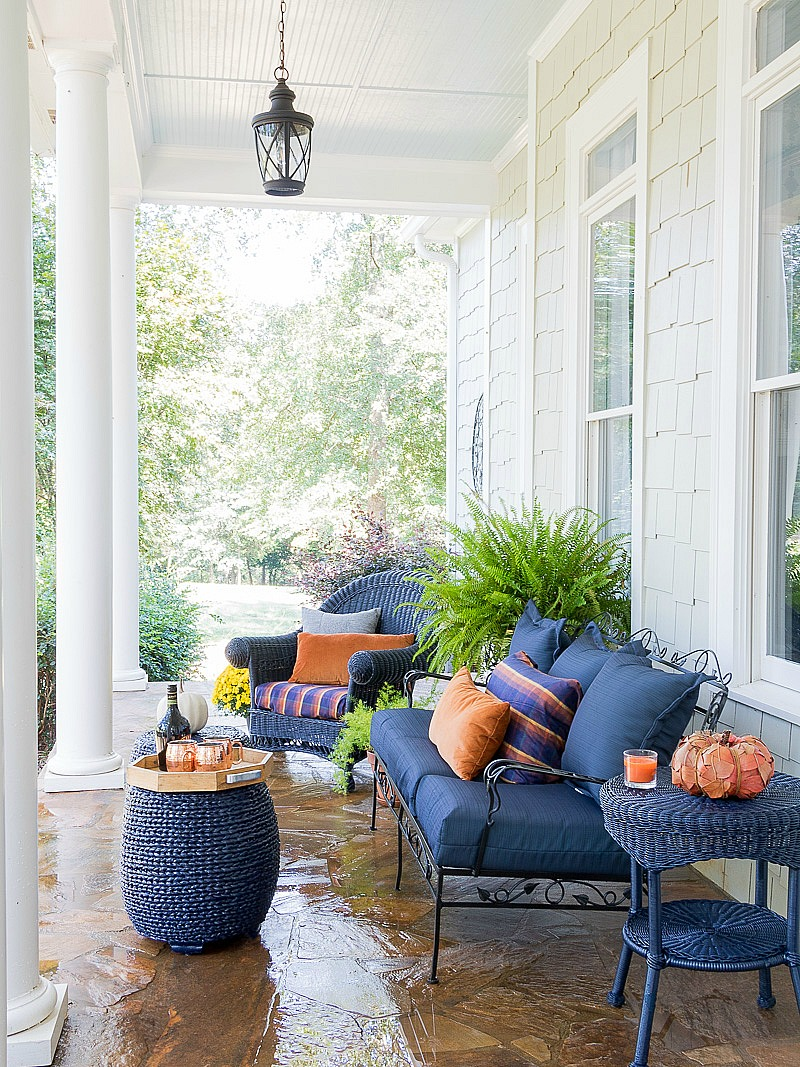 Fall Home Tour at Duke Manor Farm