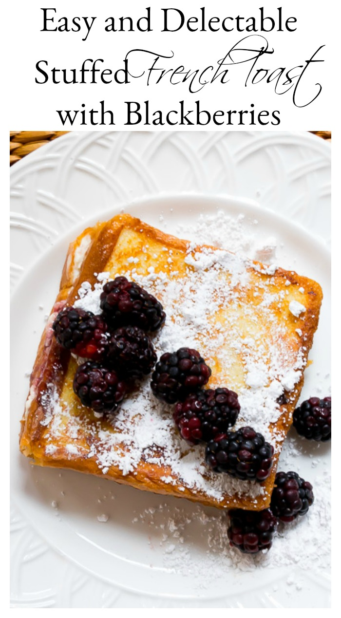 Easy, Delectable Stuffed French Toast