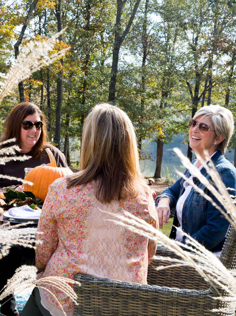 Fall Brunch Idea with Your Pals