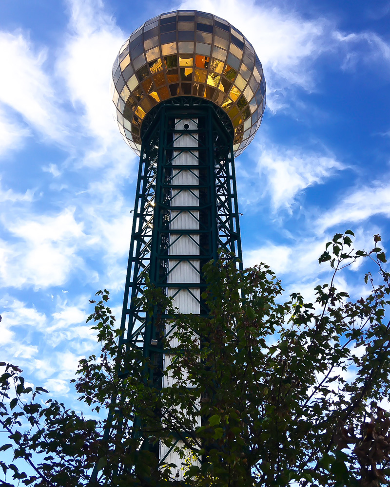 Girls Getaway Trip to Knoxville, Tennessee