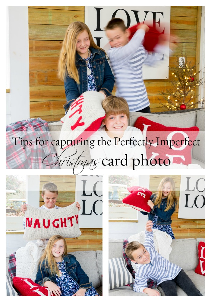 Taking kids holiday pictures and a few tips I use for the perfectly imperfect shot