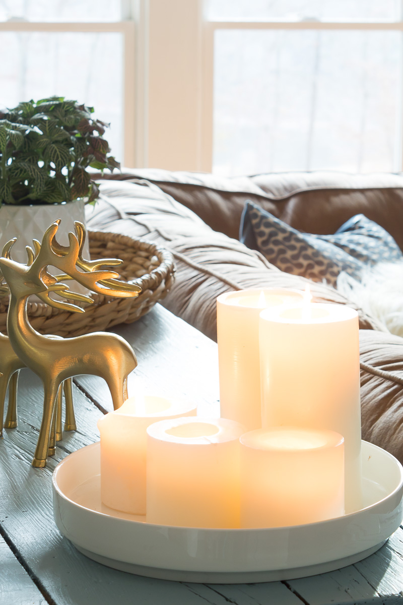 Creating cozy inside your home when it 39 s cold outside for Creating a cozy home