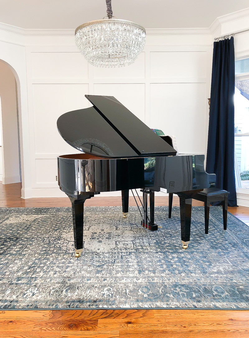 Music Room baby grand
