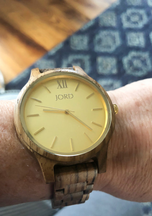 Clearly it's a Jord Watch Thing