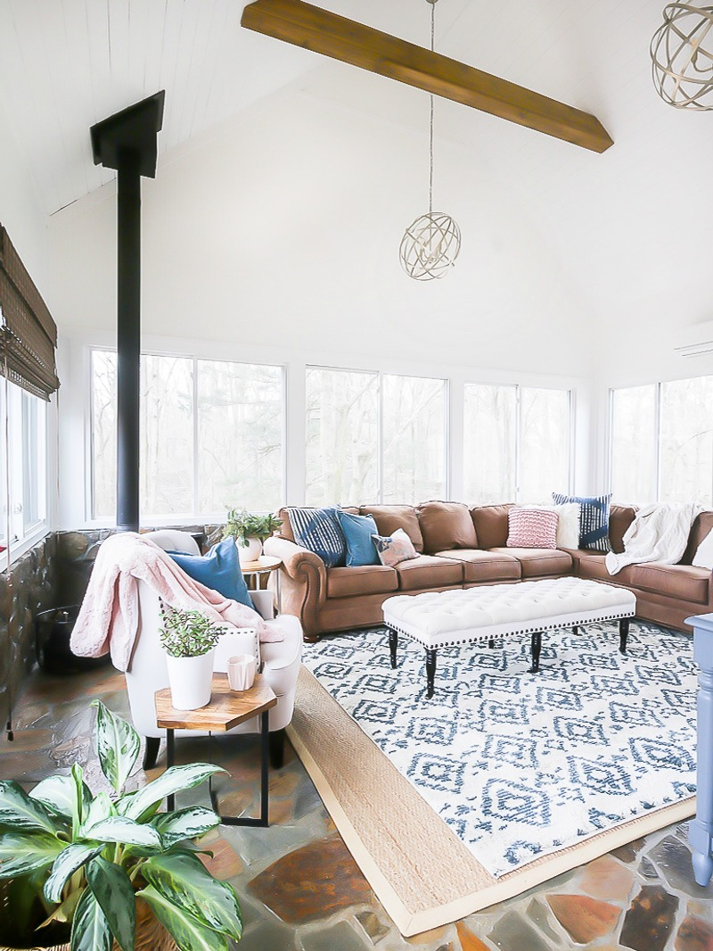 Spring Home Tour 2019 at Duke Manor Farm