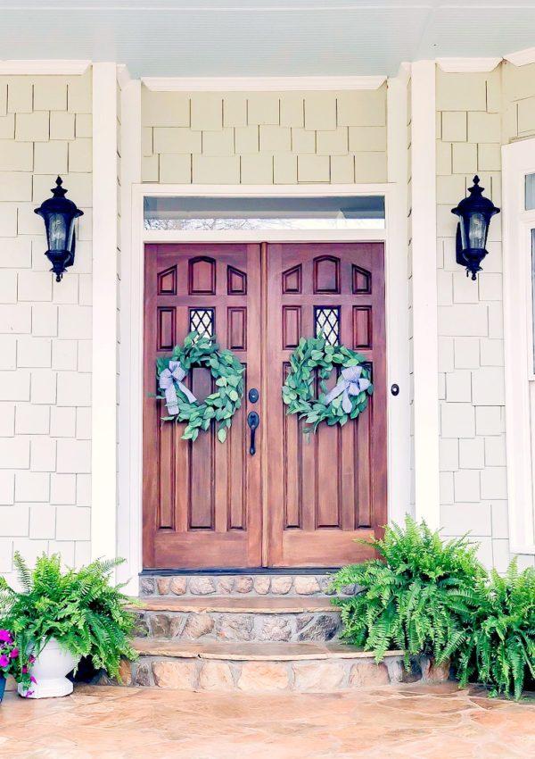5 Simple Spring Wreath Ideas