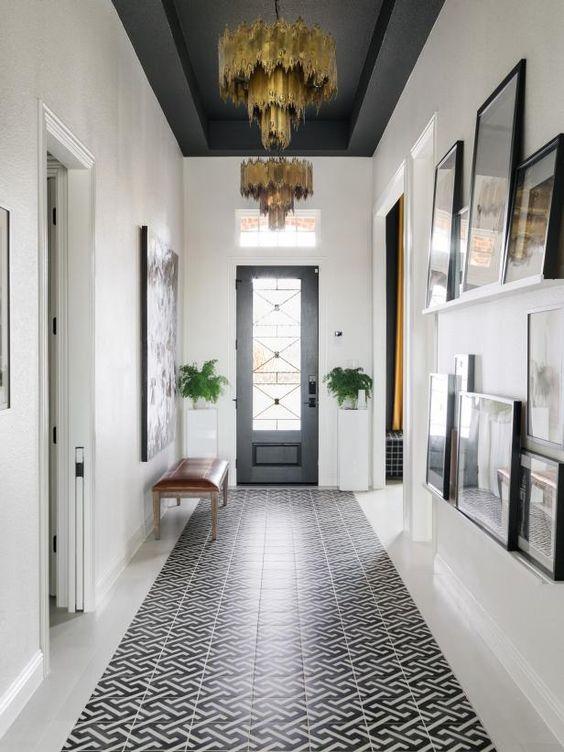 4 Reasons To Paint Your Ceiling Dark Duke Manor Farm