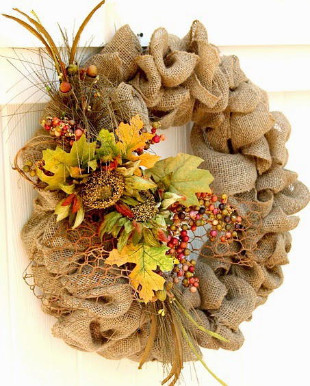 Duke Manor Farm/Fall Wreath